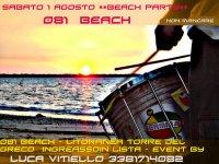 1 agosto 081 beach