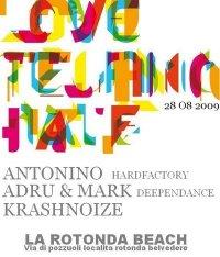 love techo beach rotonda beach club