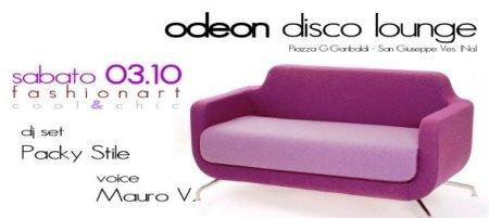 odeon disco lounge