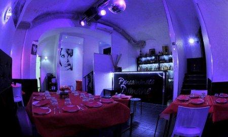 Chic food drink discopub pozzuoli sabato 11 febbraio for Salotto la veronica